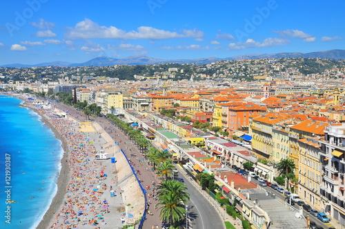 Fotografía  Promenade des Anglais à Nice