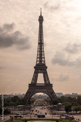 Deurstickers Eiffeltoren Tour Eiffel Tower Paris