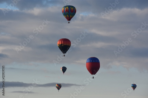 Poster Montgolfière / Dirigeable 2016 Adirondack Hot Air Balloon Festival in New York State