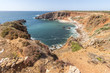 Beautiful Bay on the coastline of south west Portugal