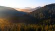 Sonnenaufgang im Dahner Felsenland