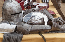Reconquest Christian Warriors Armour Elements