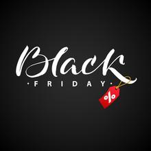 Black Friday Sale. Promo Abstr...