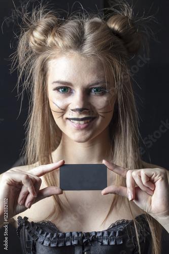 Fotografie, Obraz  Catwoman
