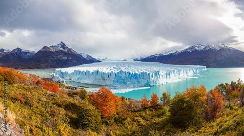 Obraz na płótnie Lodowiec Perito Moreno