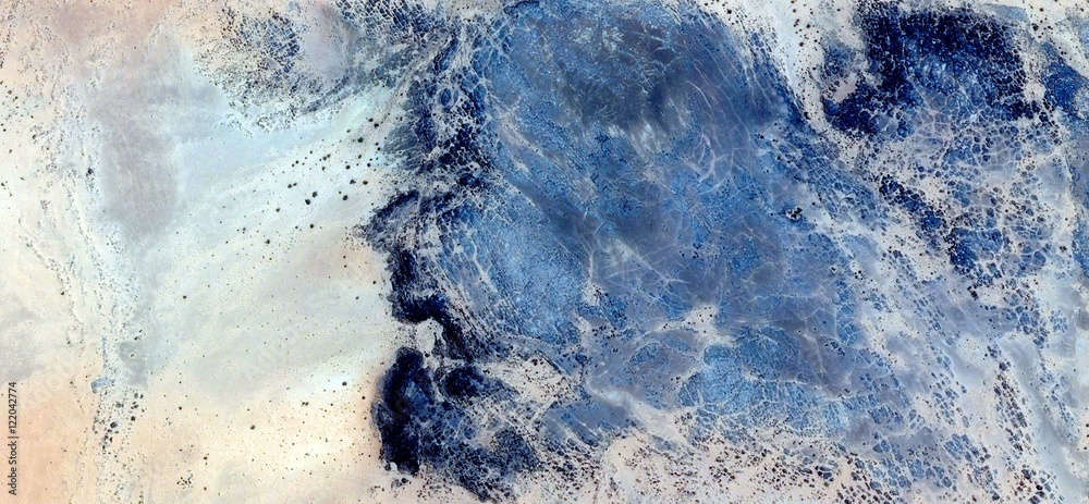 stone head,abstract landscapes of deserts ,Abstract Naturalism,abstract photography deserts of Africa from the air,abstract surrealism,mirage in Sahara desert,fantasy forms of stone in the desert