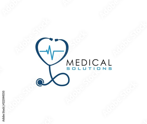 Fotografie, Obraz  Medical logo