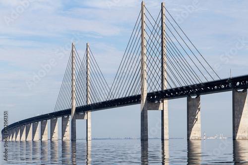 Photo  Oresundsbron bridge