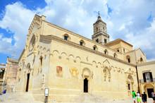 Cathedral Maria SS Della Bruna And St. Eustatius Matera Italy