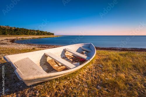 Fotografie, Obraz Rowing Boat