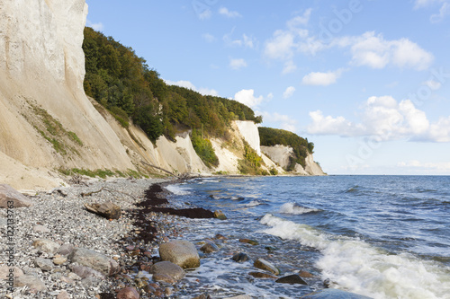 Cadres-photo bureau Cote Chalk cliffs of Ruegen, Germany