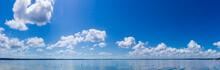 Blue Sky And Lake