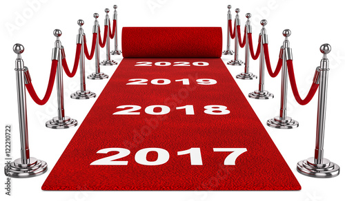 3d roter teppich auf dem weg nach oben 2017 2018 2019 2020 kaufen sie diese illustration. Black Bedroom Furniture Sets. Home Design Ideas
