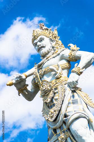 Foto  Wächter Statue in Bali