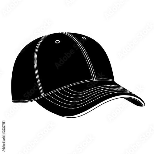 Fotografia  baseball cap vector