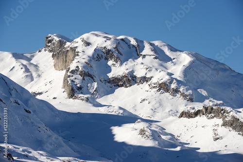 Fotobehang Bergen Pyrenees