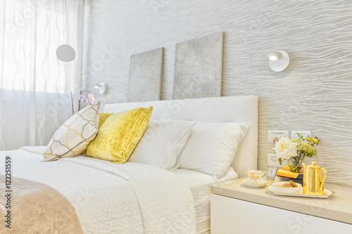 Fotografia  Modern Luxury Bedroom
