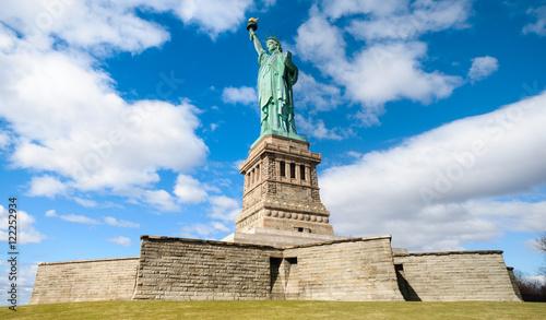Fotografie, Obraz  Statue of Liberty National Monument
