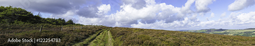 Yorkshire moorland Wallpaper Mural