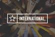 international Global Community Journey Concept