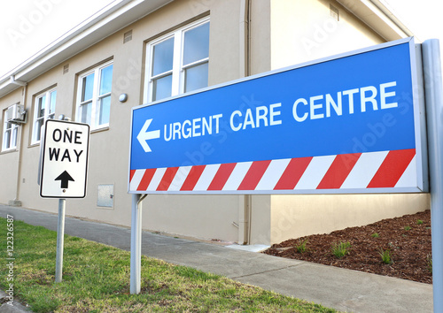 Photo Maryborough's urgent care centre in rural Australia provides after hours emergen