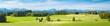 Allgäu - Landschaft, Panorama