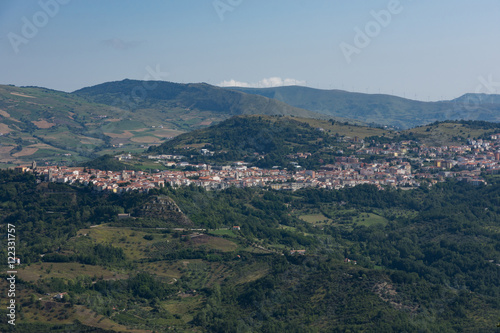 Photo Agnone IS, panorama