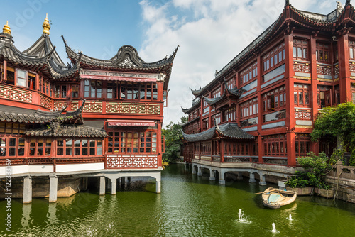Photo  Yu Garden or Yuyuan Garden, Shanghai