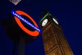 Fototapeta Londyn - Underground
