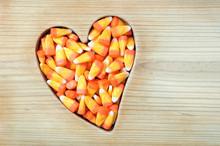 Halloween Honey Candy Corn