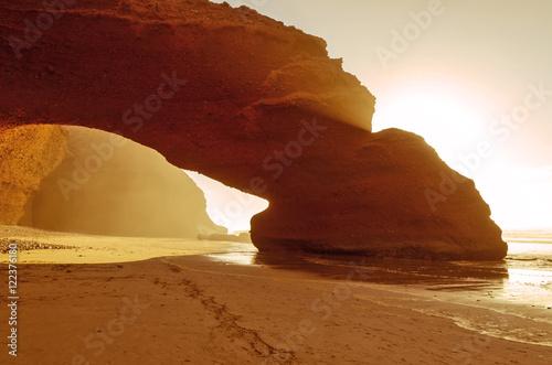 Foto op Plexiglas Marokko Moroccan beach