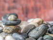Rocks and pebbles