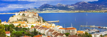 Panoramic View Of Calvi, Corsi...