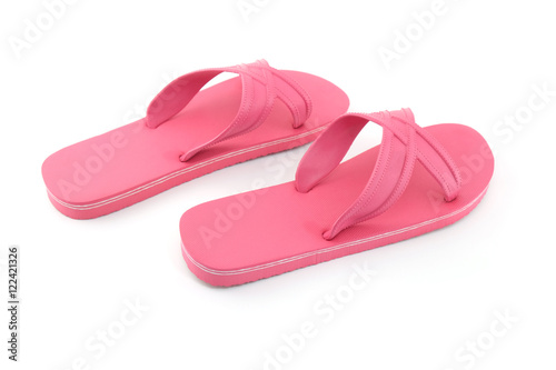 8045cc99a6ea pink beach sandals flip flops isolated on white background - Buy ...