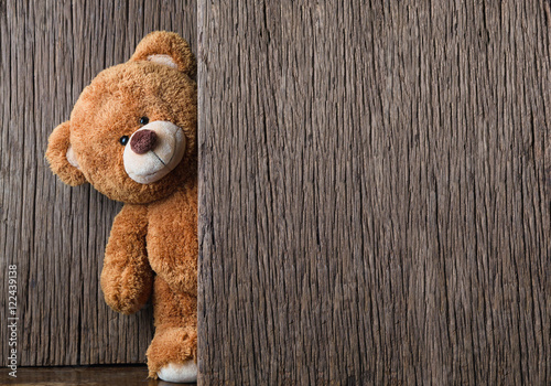 Obraz teddy bears - fototapety do salonu