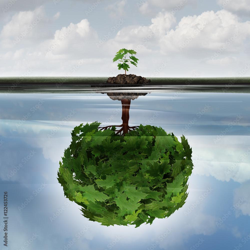 Fototapeta Potential Success Concept