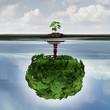 Leinwandbild Motiv Potential Success Concept