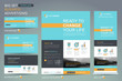 Vector Brochure Flyer design Layout template for business advertising.leaflet template.Cover book presentation portfolio.business card template.web banner.roll up brochure flyer.publication