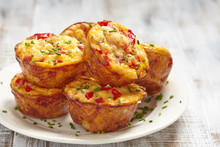 Delicious Egg Muffins