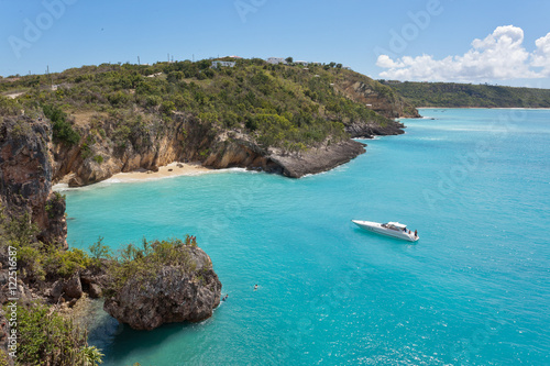 Anguilla Beaches and More Canvas Print