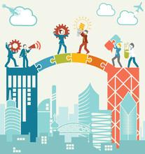 Industry Exchange Bridge