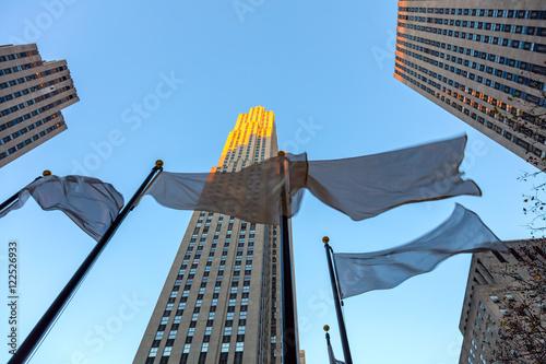 Fotografie, Obraz Famous Landmark - Rockefeller Center, New York City, USA