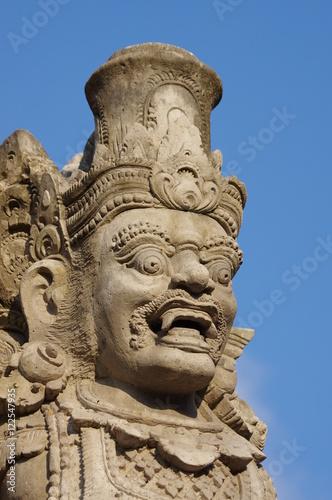 indonésie, bali, statue, architecture