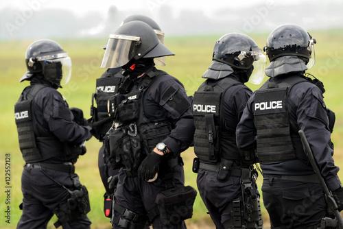Fotografía  Police