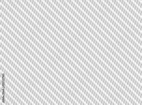 Vector White Carbon Fiber Seamless Background Abstract Cloth