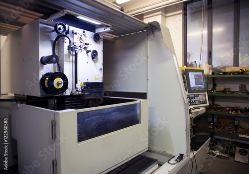 Machine tools with Computer Numerical Control (CNC) - Buy this stock