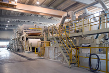 Paper And Pulp Mill - Factory,...