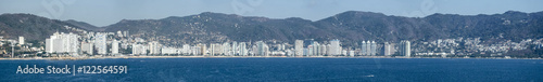 Fotografie, Obraz  Panorama of Acapulco