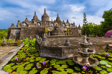 Buddhist Temple Of Banjar - Is...
