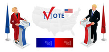 Us Election 2016 Infographic D...